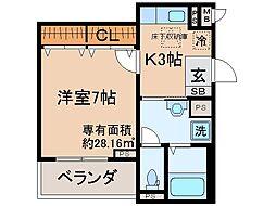 城陽駅 5.5万円
