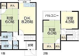 [テラスハウス] 兵庫県加西市北条町北条 の賃貸【兵庫県 / 加西市】の外観