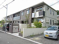 シャーメゾン高井田[1階]の外観