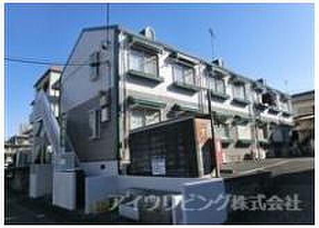 メゾンドPOST 2階の賃貸【東京都 / 多摩市】