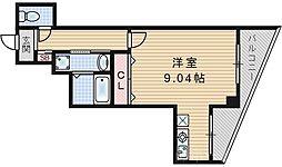 ジェイドコート酉島[2階]の間取り