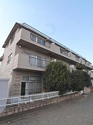 松川コーポ[3階]の外観