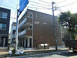 神奈川県相模原市中央区共和3丁目の賃貸マンションの外観