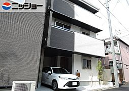 [一戸建] 愛知県名古屋市中村区則武1丁目 の賃貸【/】の外観