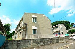 フローラル山田B[1階]の外観