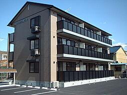 広島県福山市野上町1丁目の賃貸アパートの外観