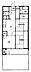 間取り,3DK,面積49.05m2,賃料8.5万円,JR総武線 西船橋駅 徒歩4分,京成本線 京成西船駅 徒歩13分,千葉県船橋市山野町103-1