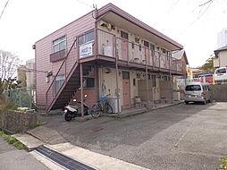 コーポヤワタ[201号室]の外観