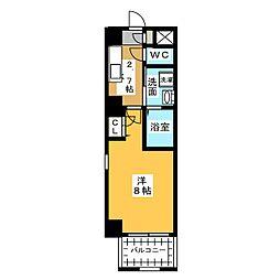 maison アリテ[3階]の間取り