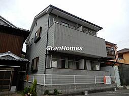 兵庫県加古川市別府町東町の賃貸アパートの外観