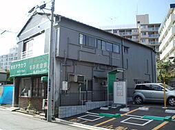 神奈川県横浜市鶴見区寺谷2丁目の賃貸アパートの外観