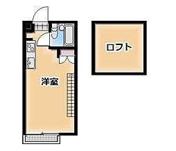 セゾン103[23号室]の間取り