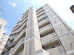 兵庫県神戸市東灘区北青木3丁目の賃貸マンションの外観