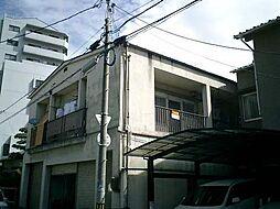 広島県呉市西中央4丁目の賃貸アパートの外観
