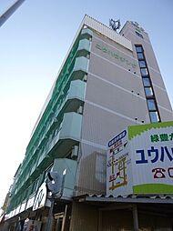 大阪府泉大津市穴田の賃貸マンションの外観