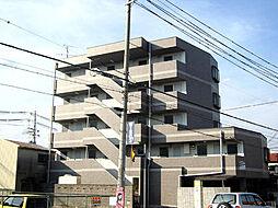 バードヒル鳳[5階]の外観