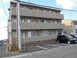 千葉県鎌ケ谷市新鎌ケ谷1丁目の賃貸アパートの外観