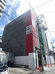 神奈川県川崎市川崎区追分町の賃貸マンションの外観