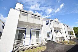 神奈川県横浜市泉区下飯田町の賃貸アパートの外観