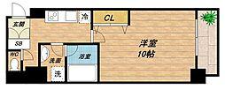 ランドマークシティ大阪城南[6階]の間取り