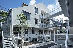 玉川台のアパートメント
