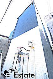 愛知県名古屋市西区栄生1丁目の賃貸アパートの外観
