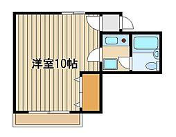 樹華2[1階]の間取り