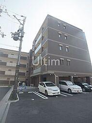 京都府京都市伏見区深草ヲカヤ町の賃貸マンションの外観