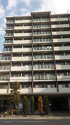 QC Flat北堀江[7階]の外観