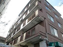 金川マンション[1階]の外観