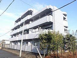 愛知県春日井市勝川町5丁目の賃貸マンションの外観