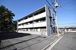 レオパレス松井[2階]の外観