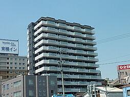 ヒューマインド久留米天神ステーションレジア[10階]の外観