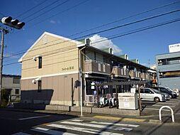 ファミール阪和[102号室]の外観
