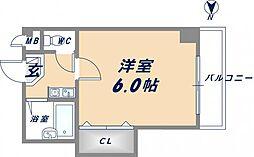 Collection小阪[2階]の間取り