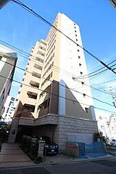 プレサンス神戸裁判所前デリシア[11階]の外観