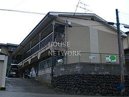 コーポ田中[202号室号室]の外観