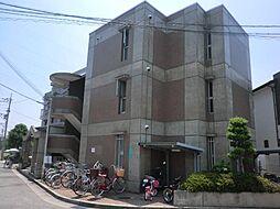 兵庫県尼崎市塚口町6丁目の賃貸マンションの外観