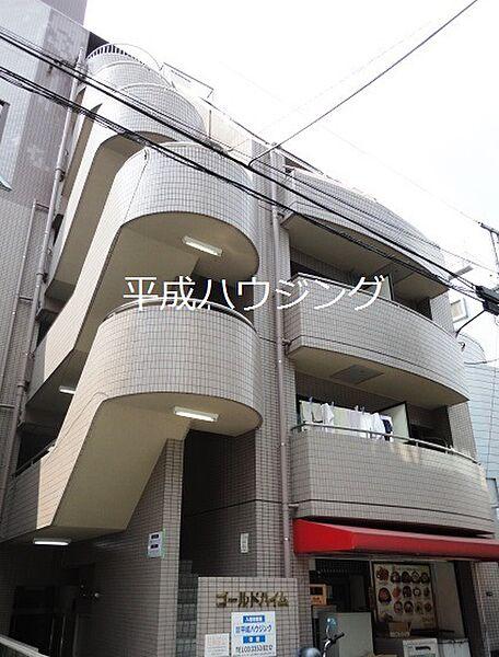 ゴールドハイム 2階の賃貸【東京都 / 新宿区】