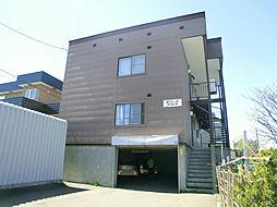 アソートハウス[3階]の外観