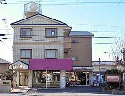 奈良県北葛城郡河合町星和台2丁目の賃貸マンションの外観