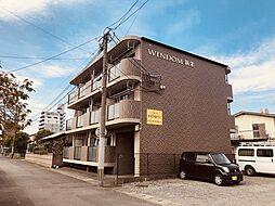 WINDOM新栄[2階]の外観