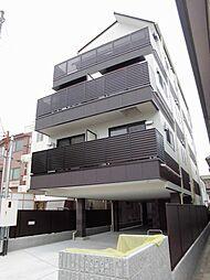 兵庫県尼崎市東大物町2丁目の賃貸マンションの外観