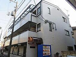 グレース新川崎II[204号室]の外観