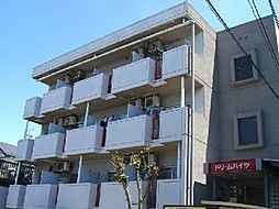 ドリームハイツ[3階]の外観