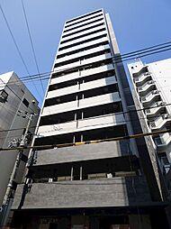 ファーストステージ江戸堀パークサイド[13階]の外観