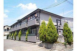 京都府京都市上京区丸屋町の賃貸アパートの外観