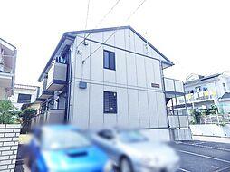 神奈川県藤沢市湘南台6丁目の賃貸アパートの外観