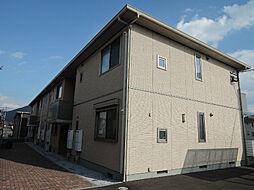 福岡県北九州市八幡西区楠橋南3丁目の賃貸アパートの外観