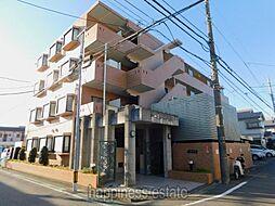 シャネレードM・K[2階]の外観